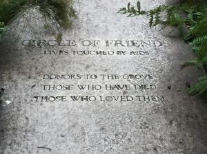 AIDS Memorial Grove